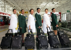 Ethiopian airlines runs all-women operated flight on International Women's Day
